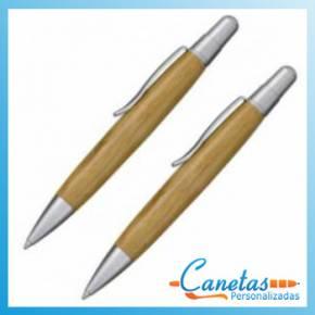 Caneta de Bambu