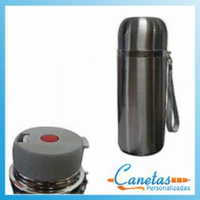 Garrafa Squeeze Térmica Personalizada 350 ML