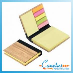 Porta Recado para Brinde com Post-it