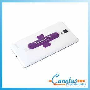 Suporte adesivo para celular
